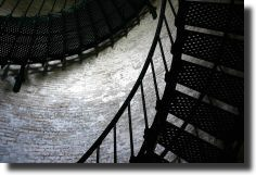 Currituck Light (Stairs)